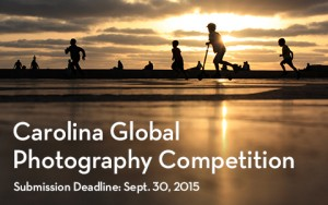 Carolina Global Photography Competition Graphic