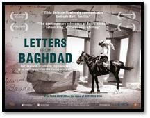 sabine krayenbhl zeva oelbaum 2016 95 mins ukusafrance in english arabic w english subtitles color digital letters from baghdad is the story