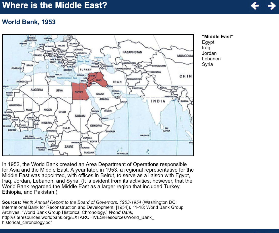 Middle East Map Activities.Where Is The Middle East Center For Middle East And Islamic Studies