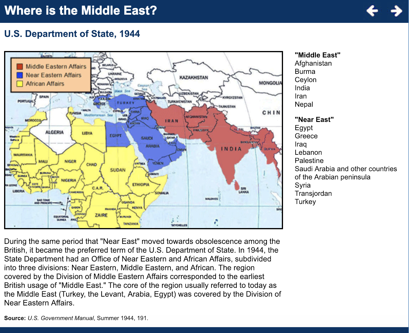 Where Is The Middle East Center For Middle East And Islamic Studies